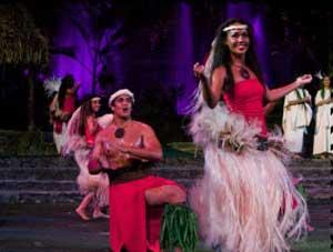 Alii Luau at Polynesian Cultural Center